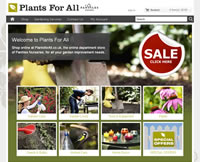 Plants For All - Pantiles Nurseries